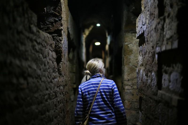 Римские катакомбы - античные подземные захоронения