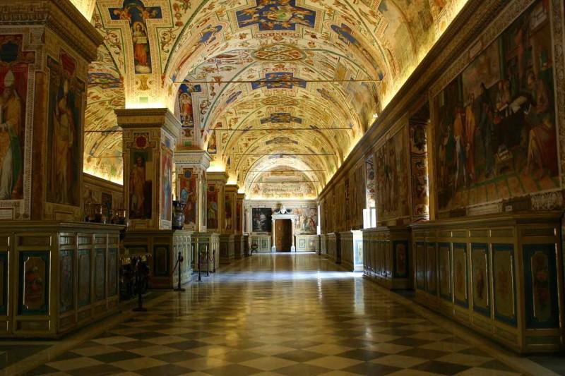 Музеи Ватикана (Musei Vaticani)