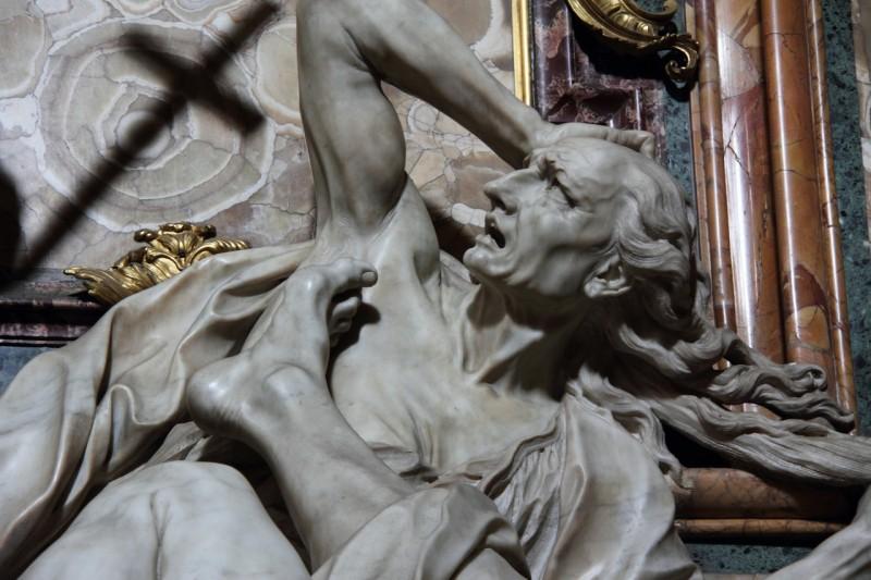 Скульптурная пластика церкви