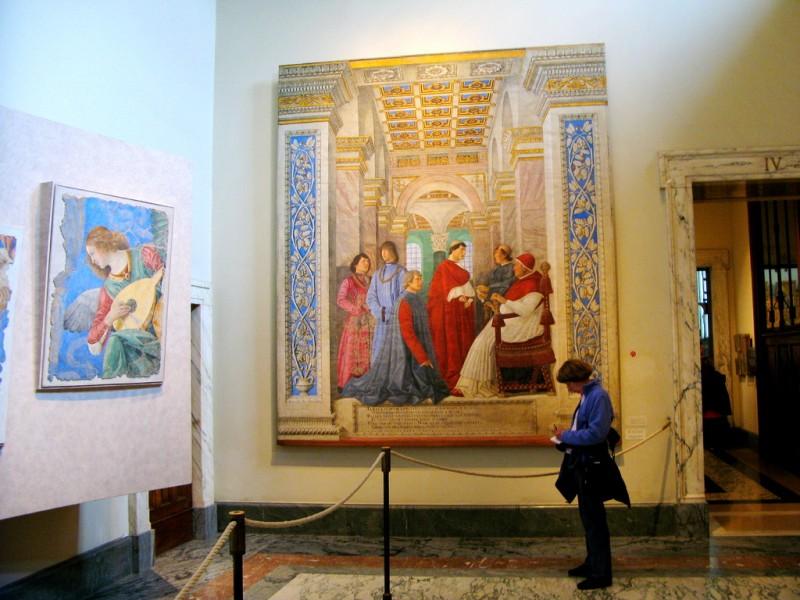 Пинакотека Ватикана