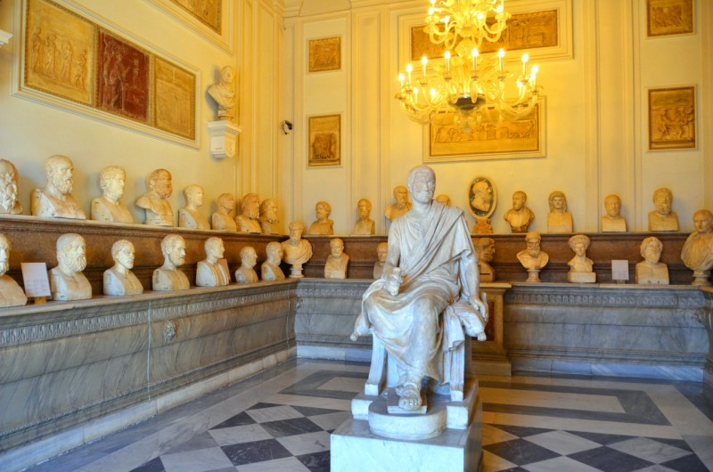 Зал философов