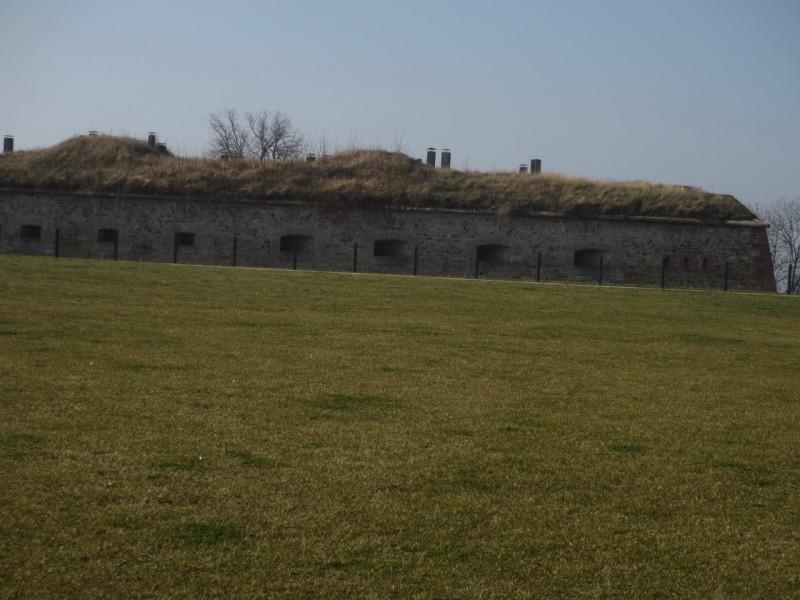 Наружный бастион крепости