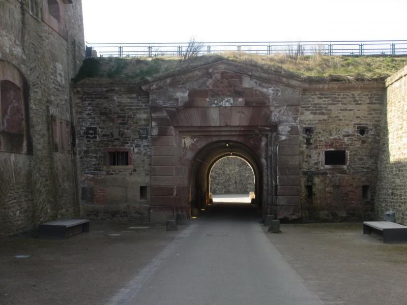 Внутренние ворота