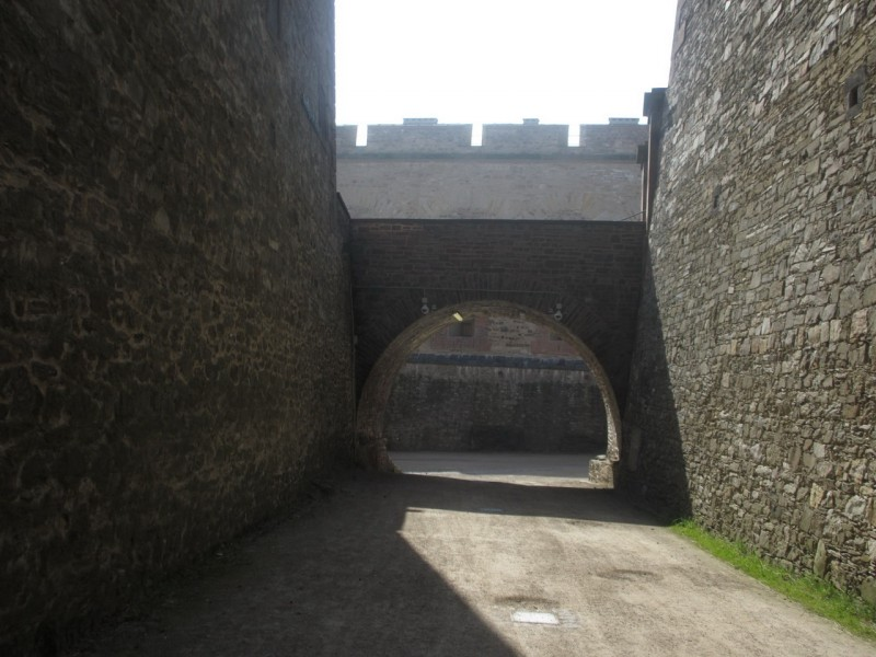 Крепость Эренбрайтштайн