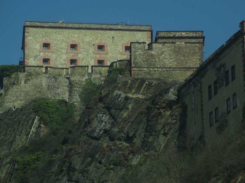 Один из западных бастионов крепости