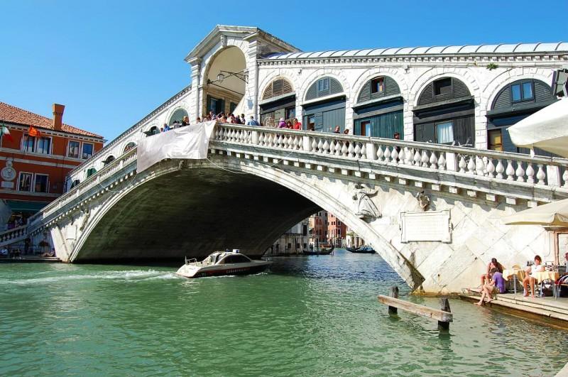 Мост Риальто (Ponte di Rialto)