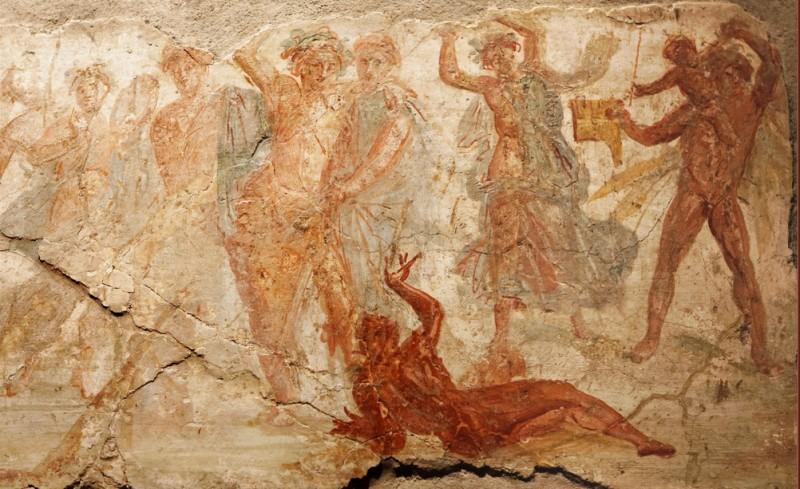 Античные фрески