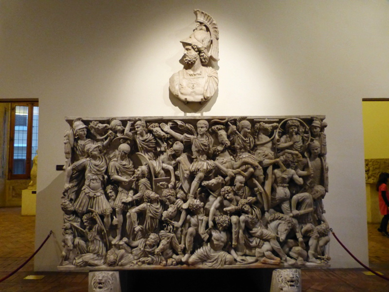 Саркофаг «Гранде Людовизи»