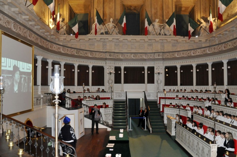 Зал во Двореце сенаторов