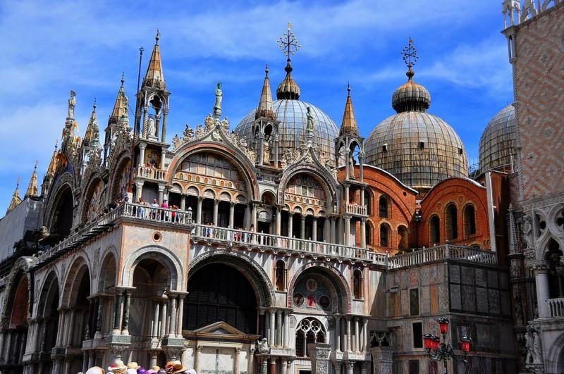 Базилика Святого Марка (Basilica di San Marco)