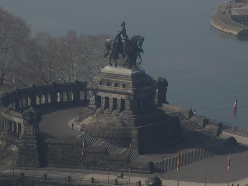 Памятник кайзеру Вильгельму I