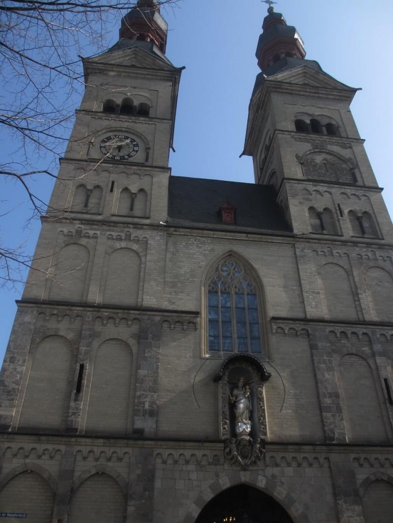 Церковь Пречистой Девы Марии