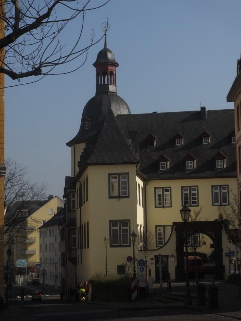 Кобленц. Старый Город