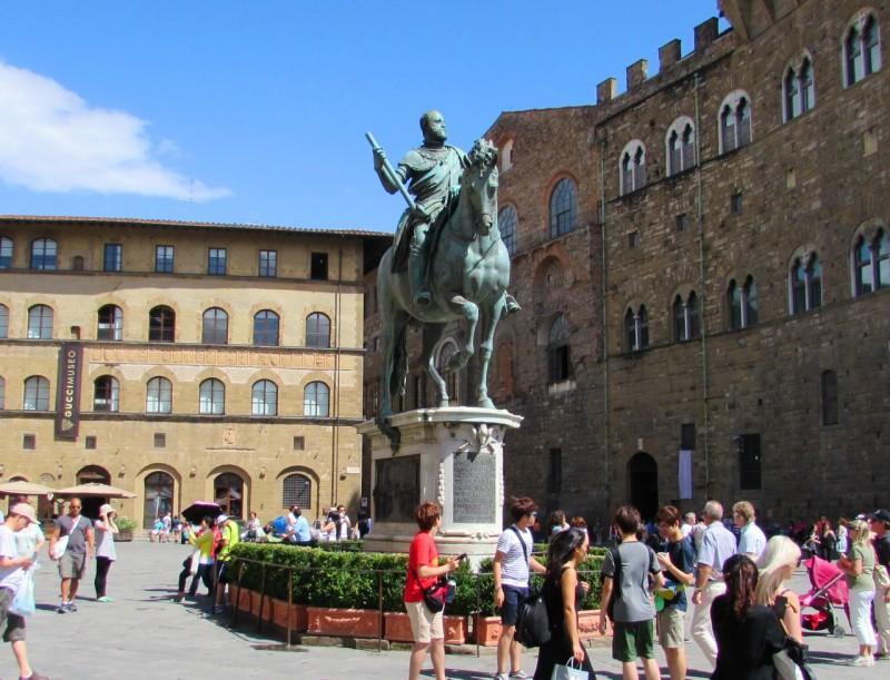 Конная статуя Козимо I