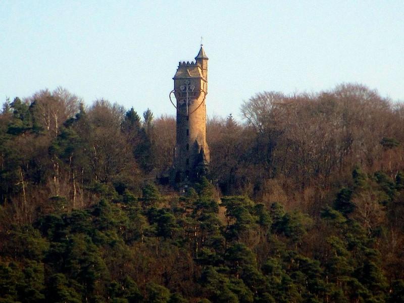 Башня кайзера Вильгельма