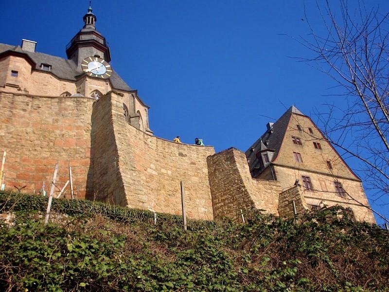 Замок ландграфов Гессена