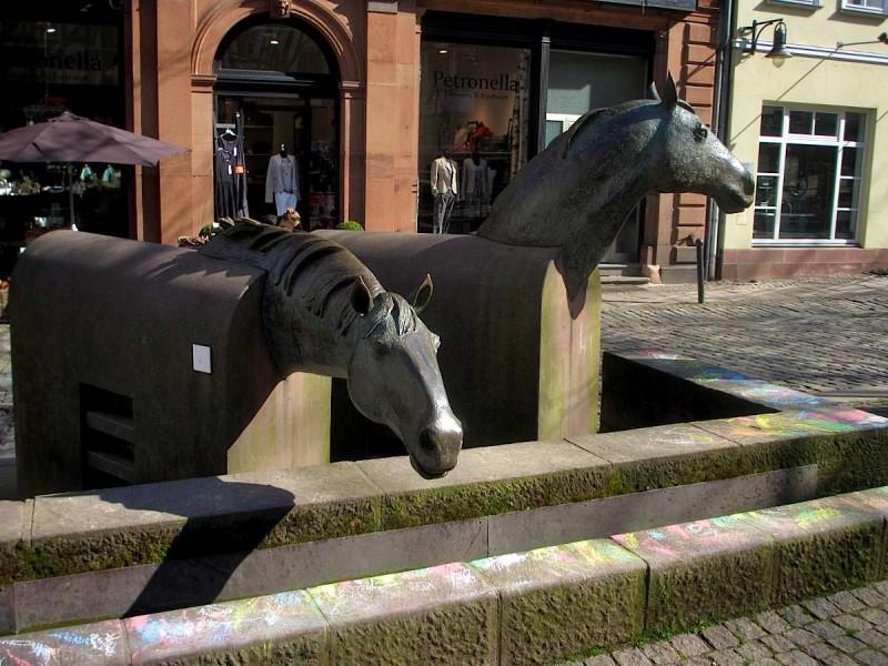 Лихие рыцарские кони