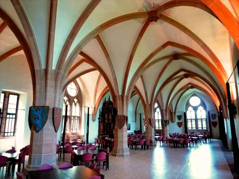 Готический зал Князей в марбургском замке