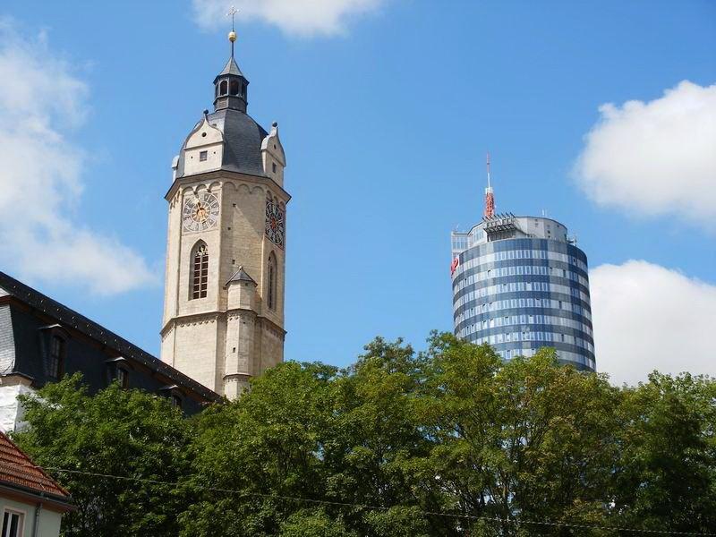 Церковь св. Михаила (Stadtkirche St. Michael)