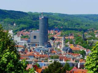 Йена – старинный город в Тюрингии
