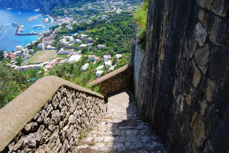 Финикийская лестница (Scala Fenicia)