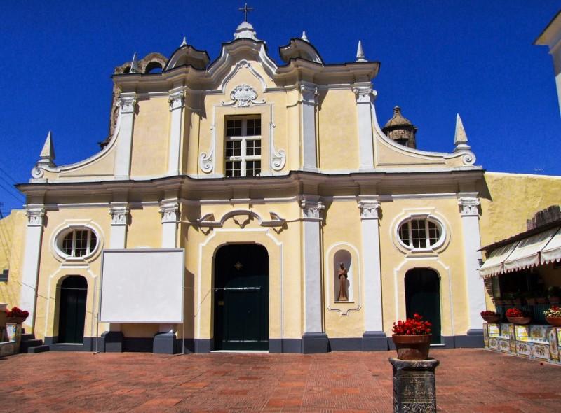 Церковь Санта-София (Chiesa di Santa Sofia)