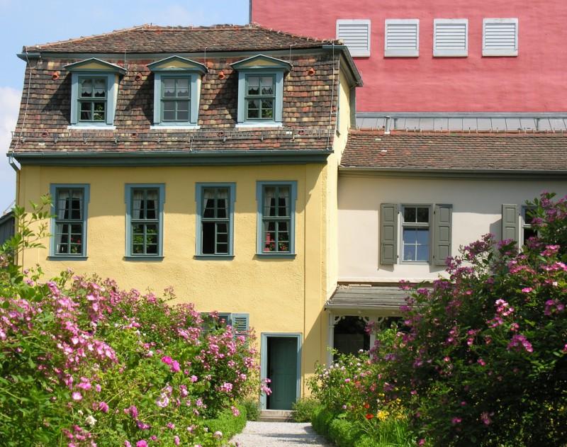 Садовый домик Шиллера с садом (Schillers Gartenhaus)