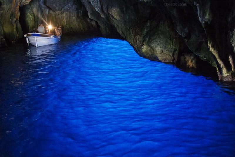 Лазурный Грот (Grotta Azzurra)