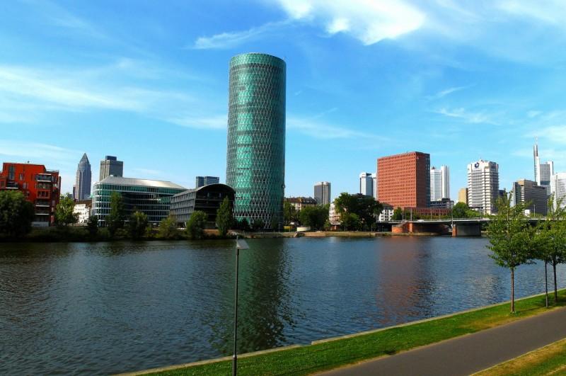 Современный Франкфурт