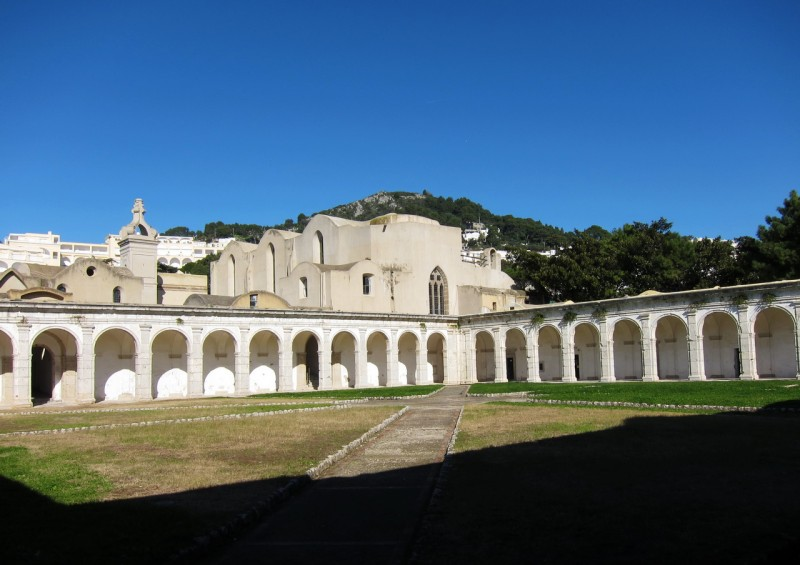 Монастырь Сан Джакомо (Certosa di San Giacomo)