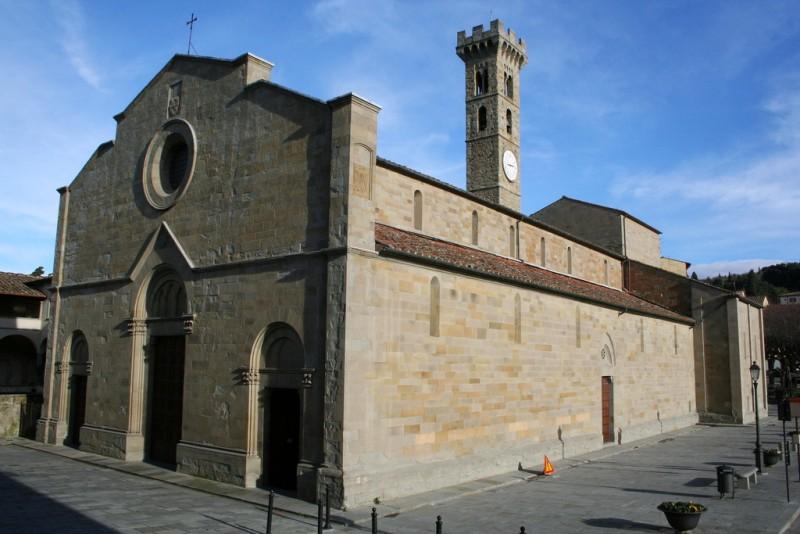 Собор Фьезоле (Duomo di Fiesole)