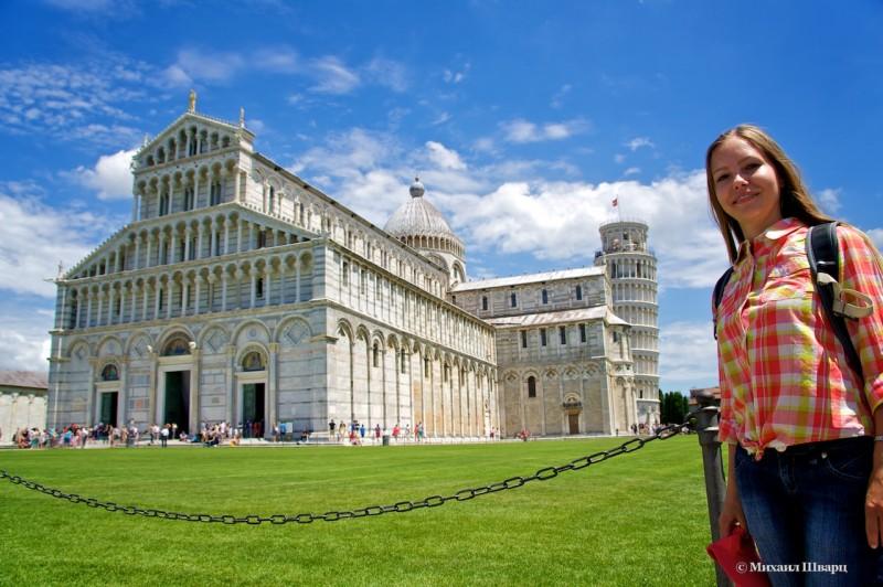 Пизанский собор (Duomo di Santa Maria Assunta)