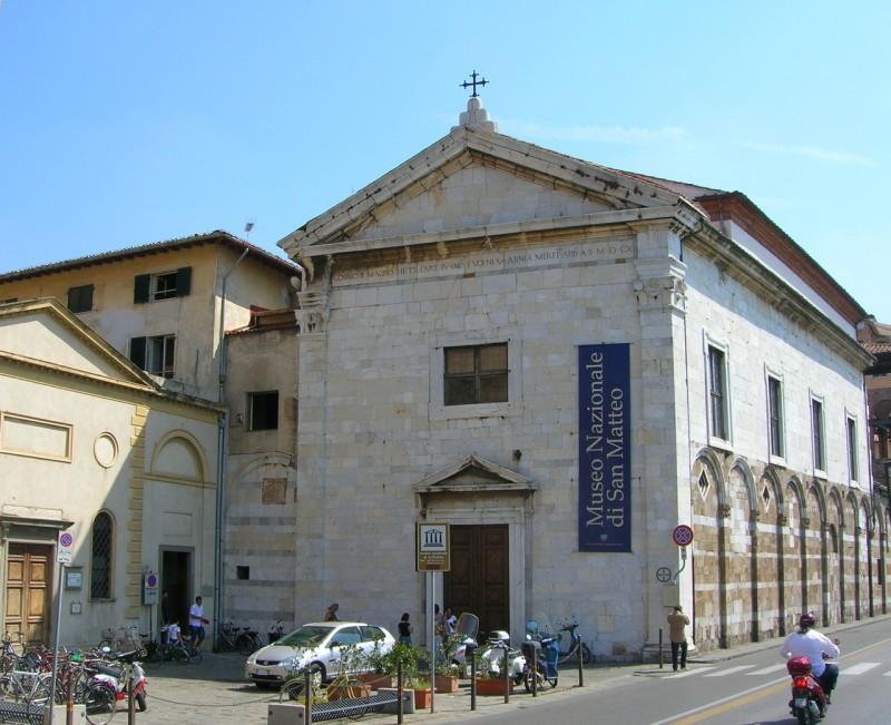 Музей Сан-Маттео