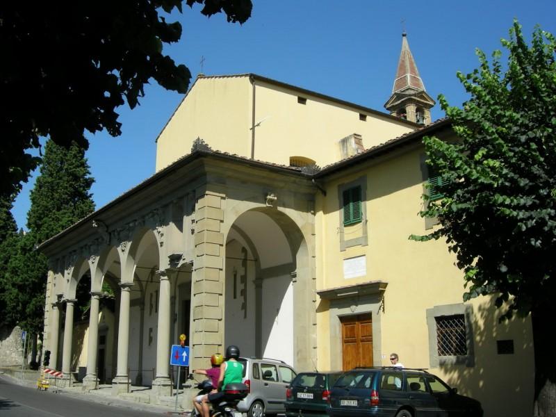 Монастырь Сан-Доменико