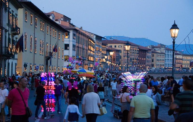 Фестиваль Luminara