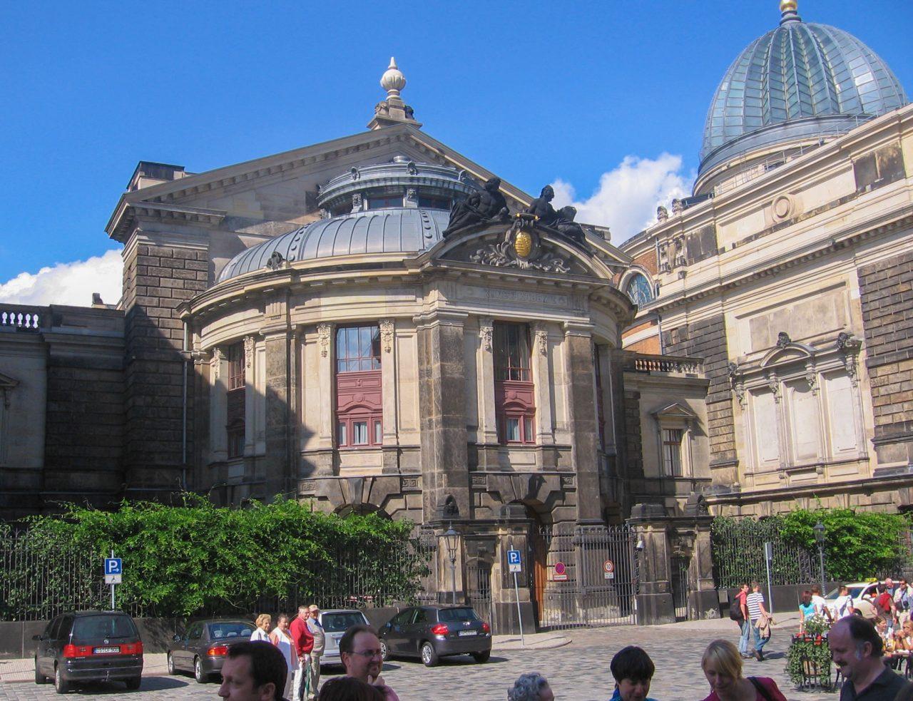 Высшая школа изобразительных искусств (Hochschule für Bildende Künste Dresden)
