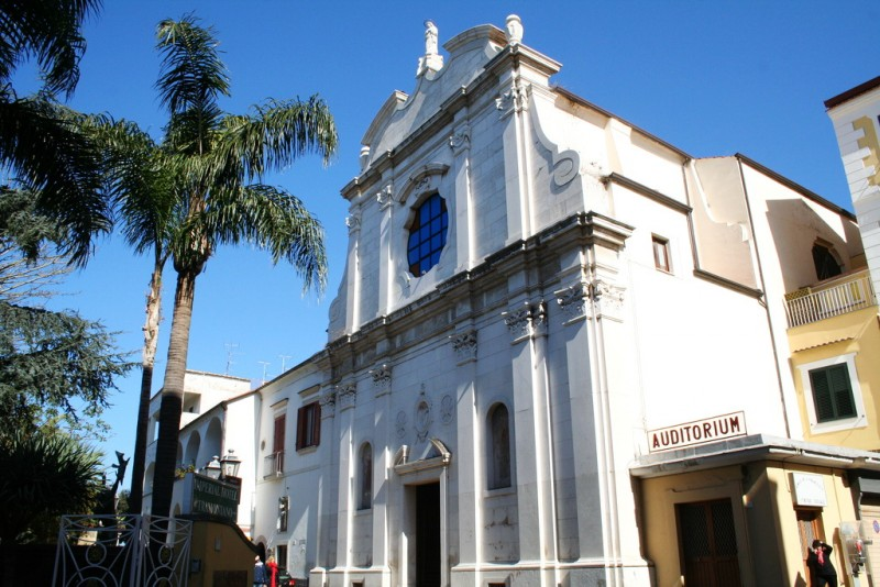 Церковь Святого Франческа
