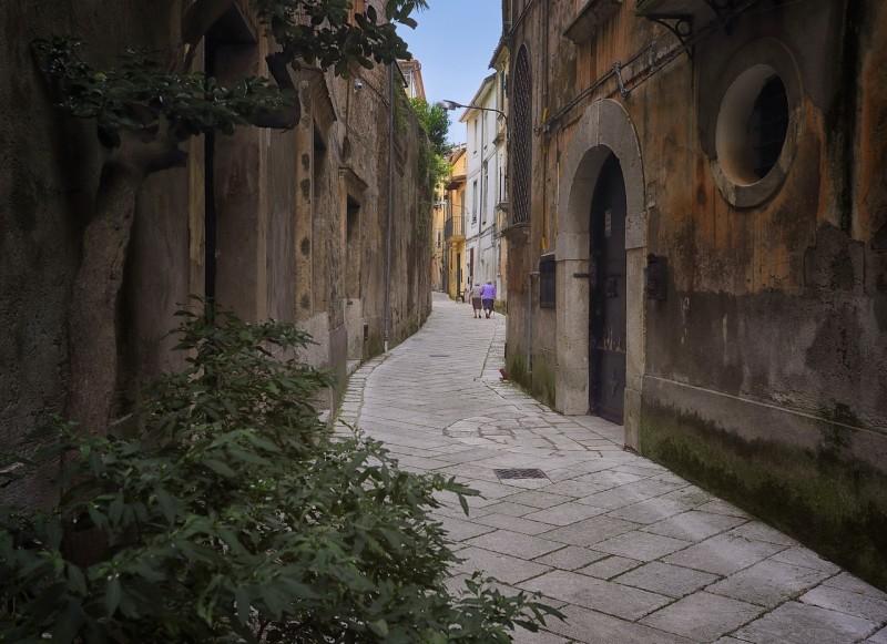 Улочки Сант-Агата-де-Готи