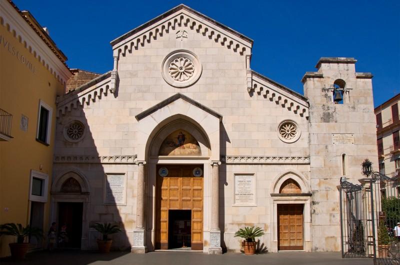 Кафедральный собор в Сорренто