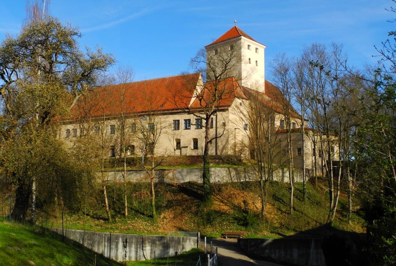 Замок Фридберг