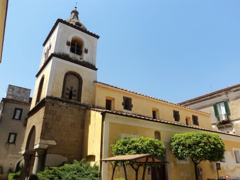 Церковь Сан Анжело Мункуланис