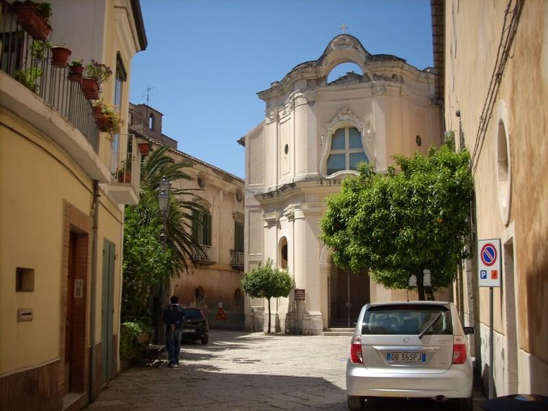 Церковь Санта-Мария ди Костантинополи