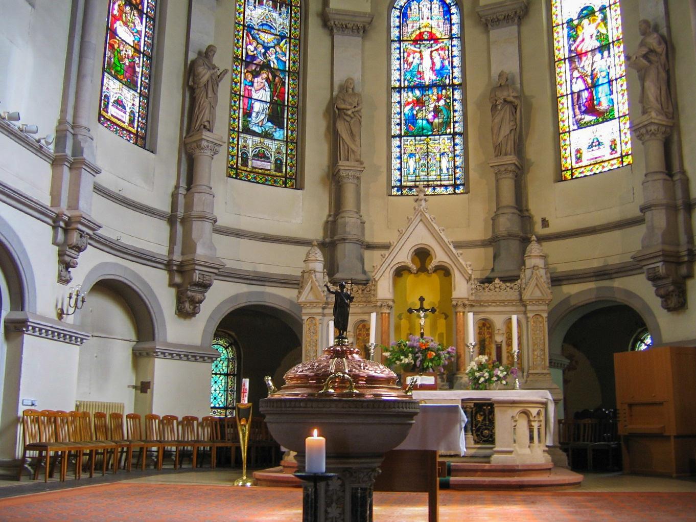 Церковь Мартина Лютера