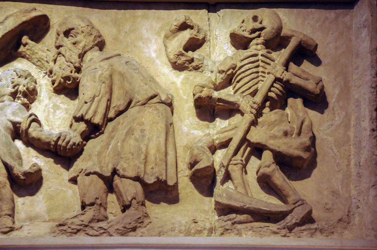 Фриз «Дрезденская пляска смерти»