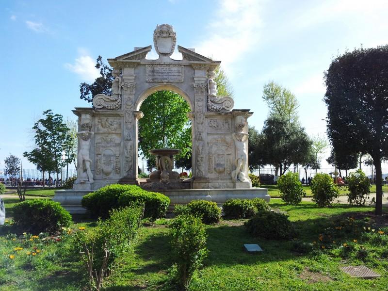 Сады Вилла Комунале