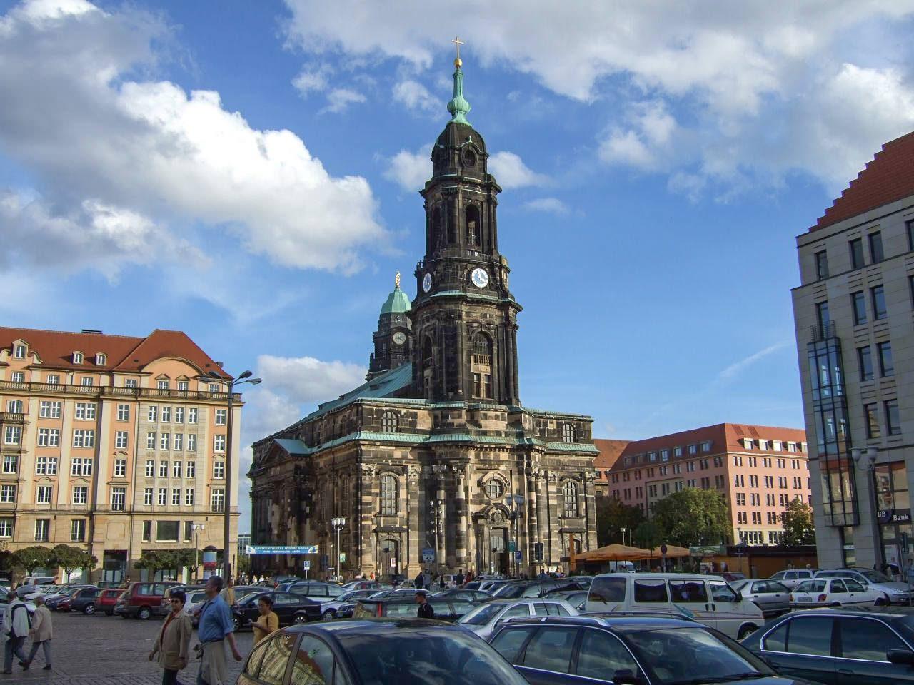 Кройцкирхе (Kreuzkirche)