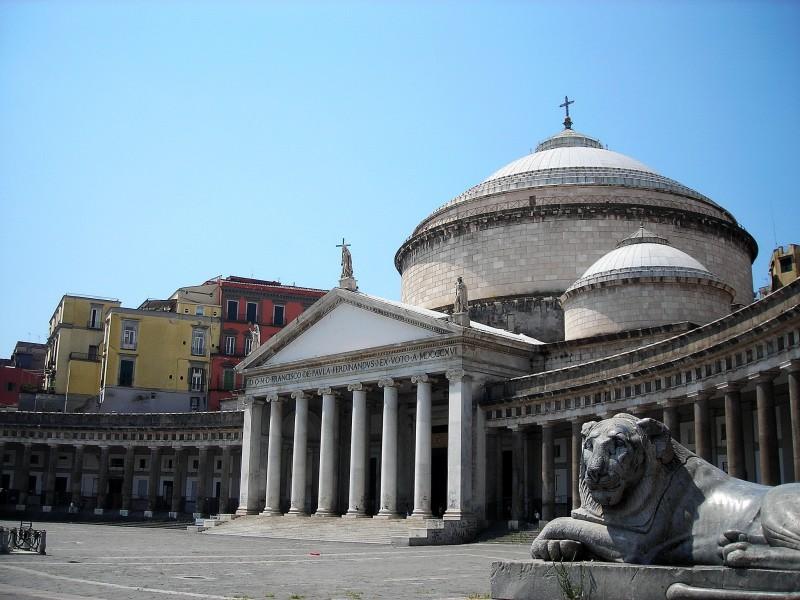 Базилика Святого Франциска из Паолы
