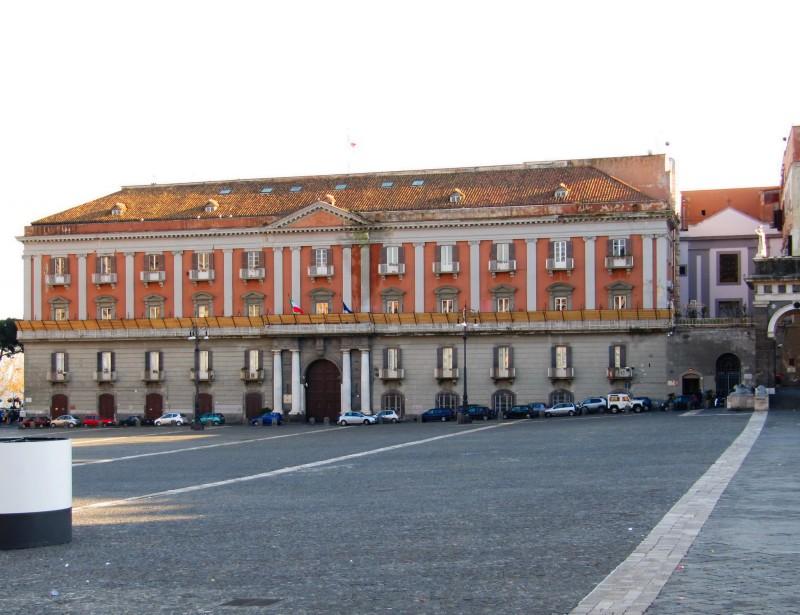 Дворец Салерно