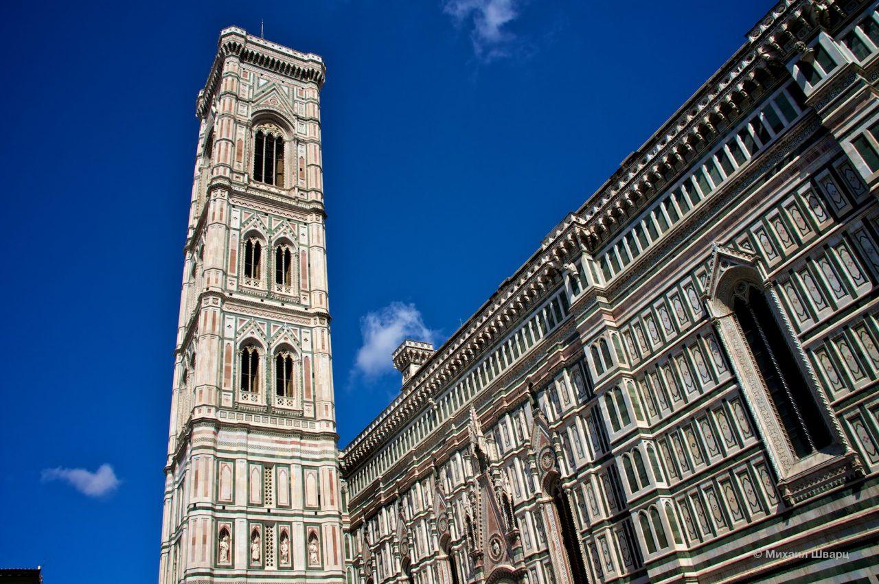 Колокольня Джотто (Campanile di Giotto)