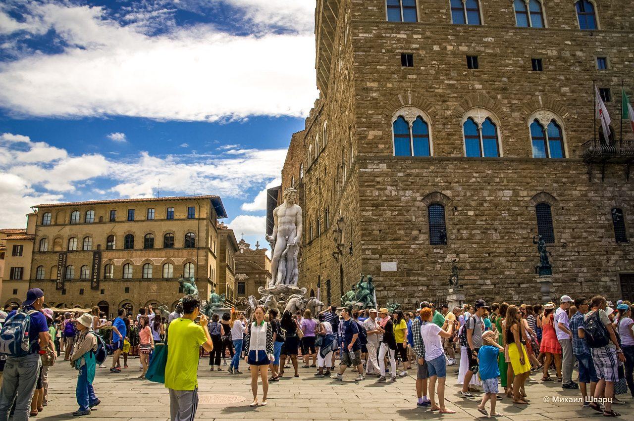 Лето во Флоренции